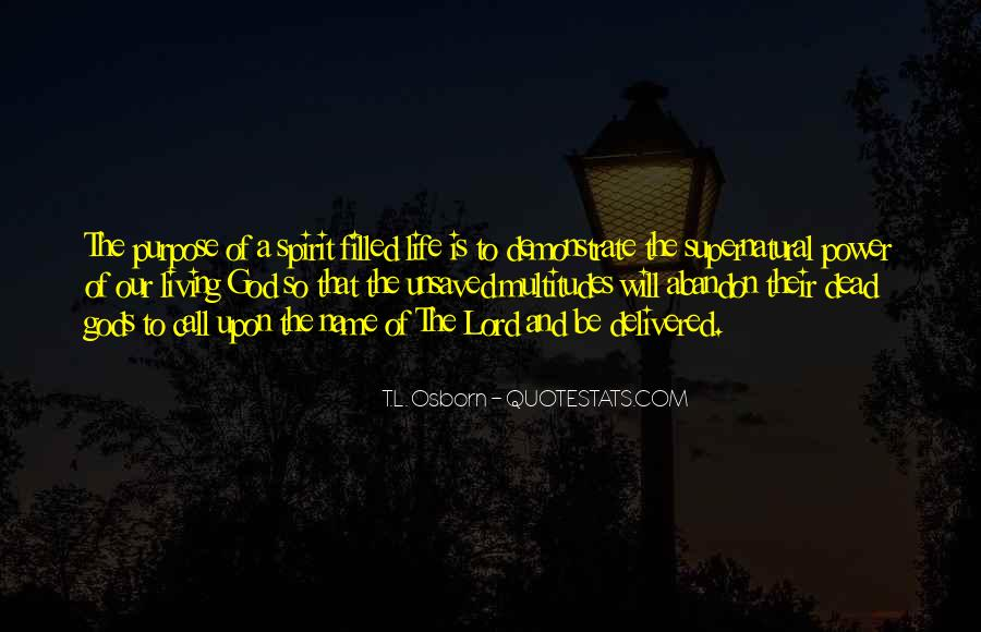 Osborn's Quotes #1876485
