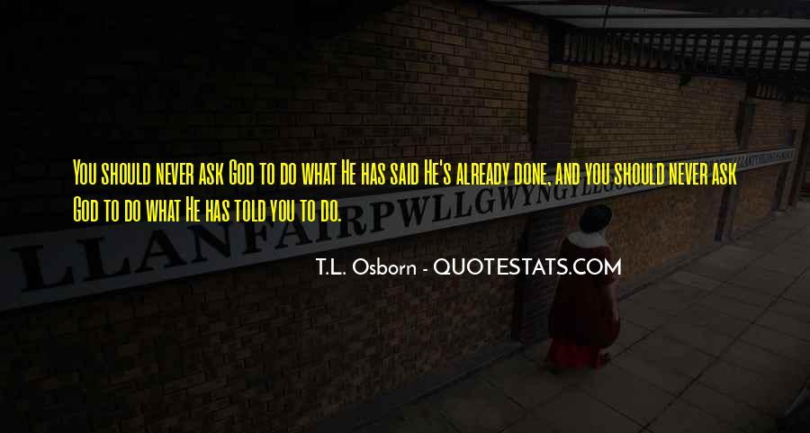Osborn's Quotes #413009