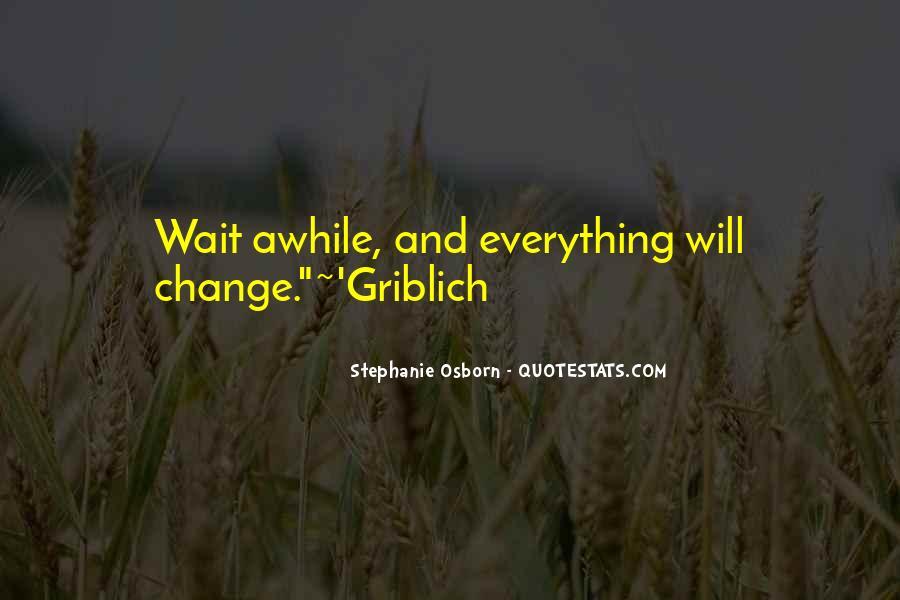 Osborn's Quotes #506363
