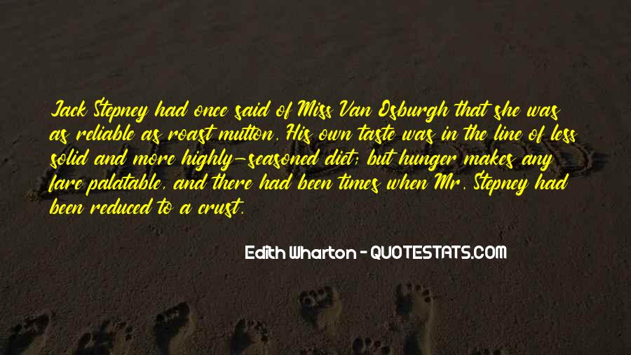 Osburgh Quotes #1463984