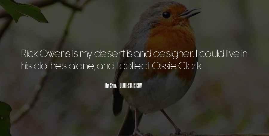 Ossie Quotes #1102035