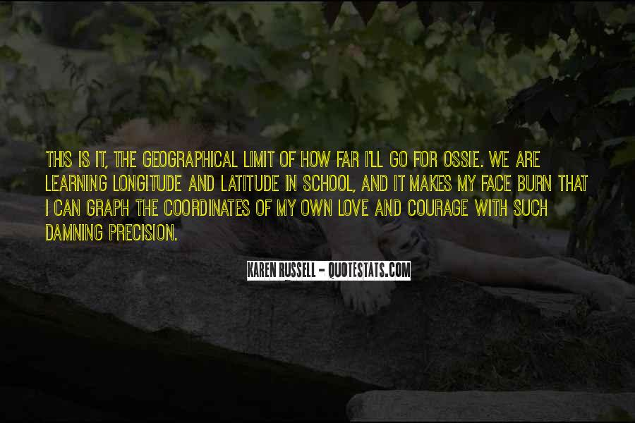 Ossie Quotes #12274