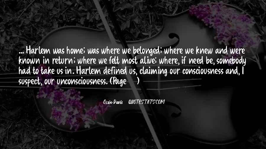 Ossie Quotes #1700639