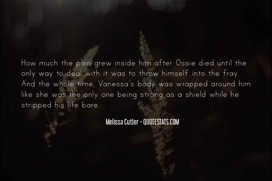 Ossie Quotes #200177