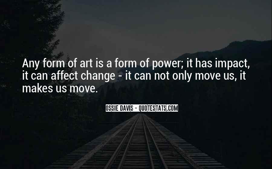 Ossie Quotes #680485
