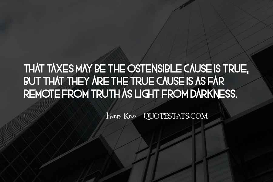 Ostensible Quotes #1202370