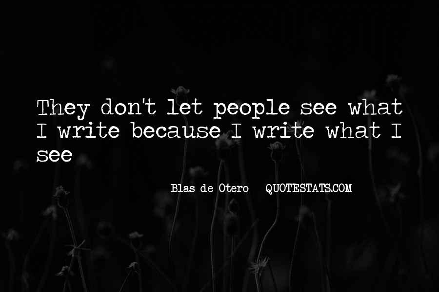 Otero Quotes #1327270