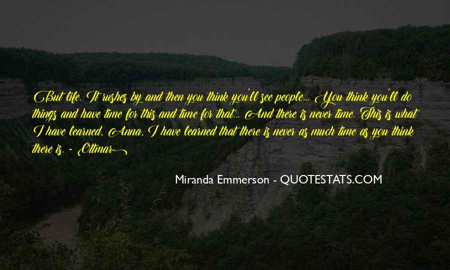 Ottmar Quotes #658377