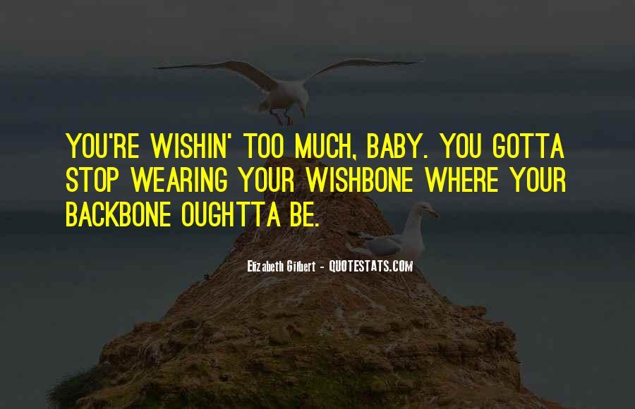 Oughtta Quotes #492712