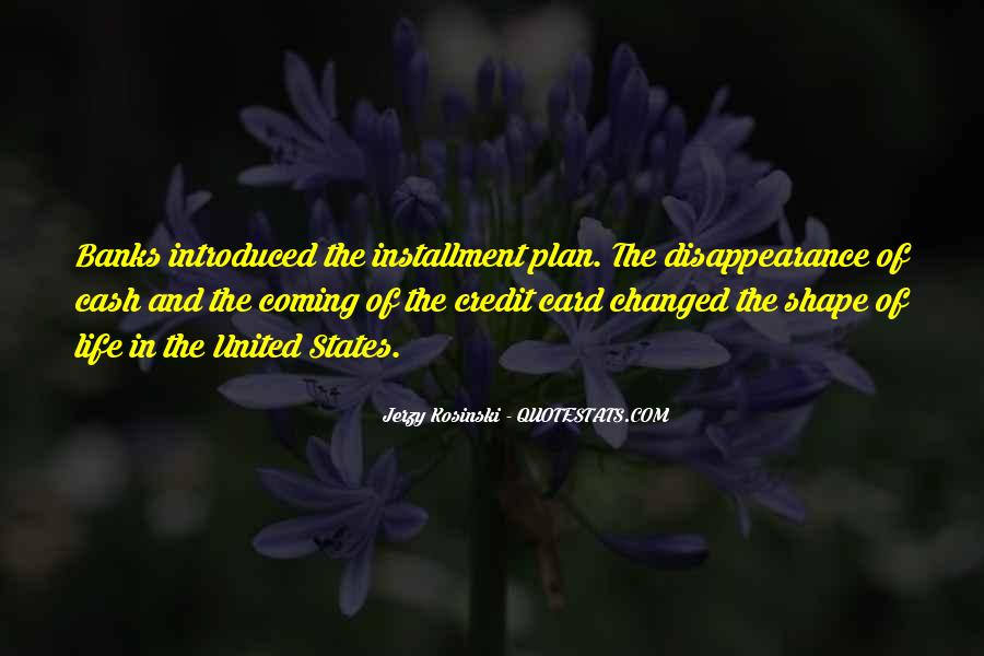 Quotes About A Plan Coming Together #1345526
