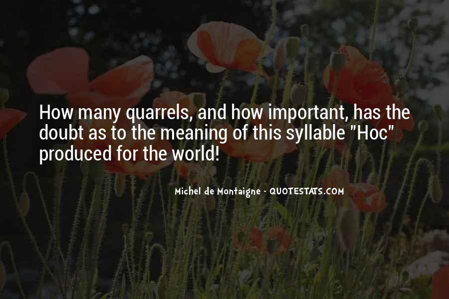 Outstreched Quotes #1207070