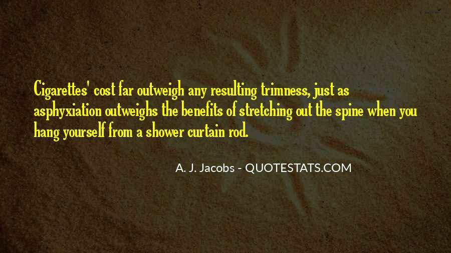 Outweighs Quotes #1694858