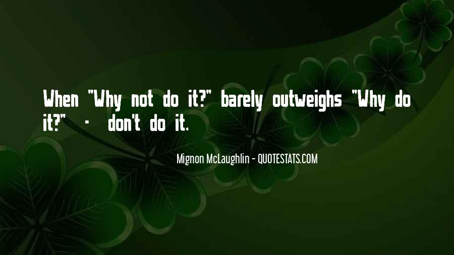 Outweighs Quotes #83043