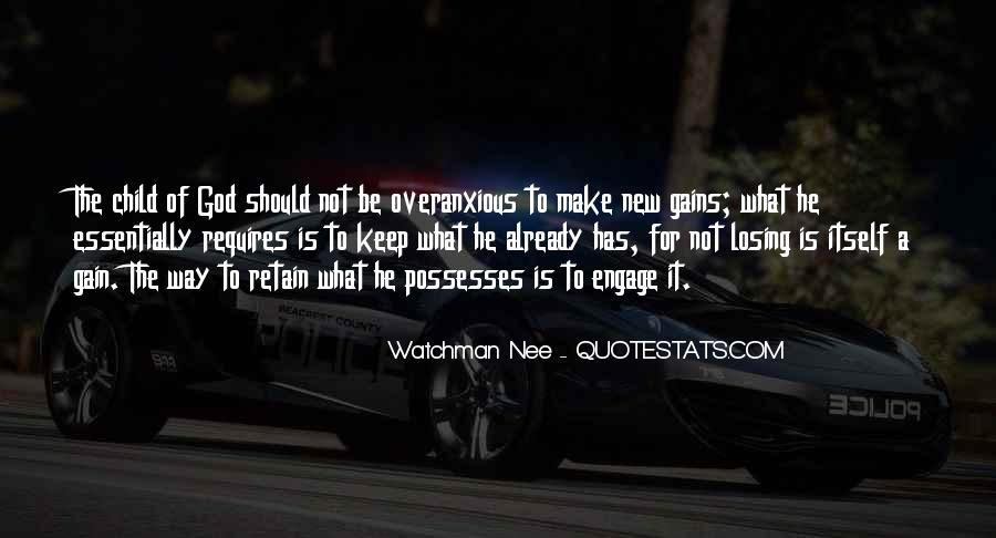 Overanxious Quotes #382367