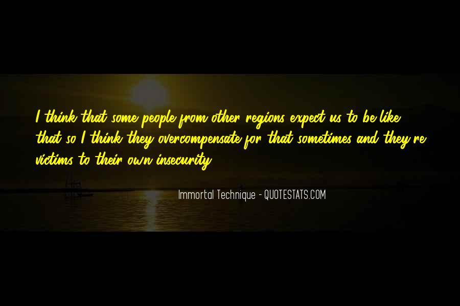 Overcompensate Quotes #175513