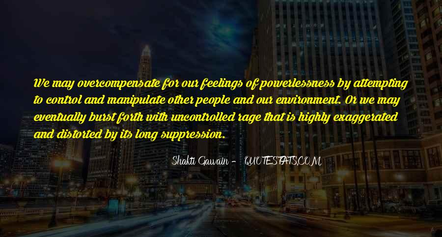 Overcompensate Quotes #187779