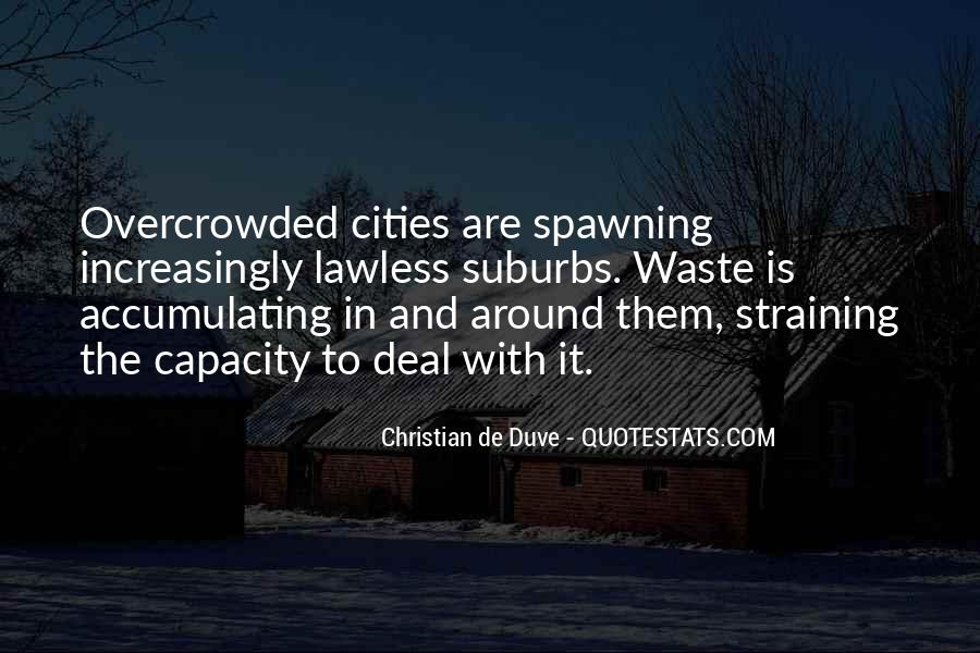 Overcrowded Quotes #1553639