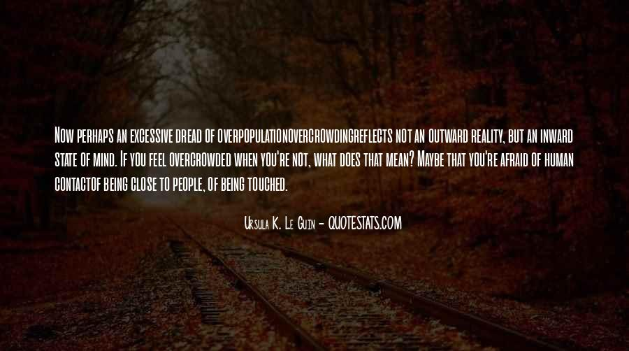 Overcrowded Quotes #224341