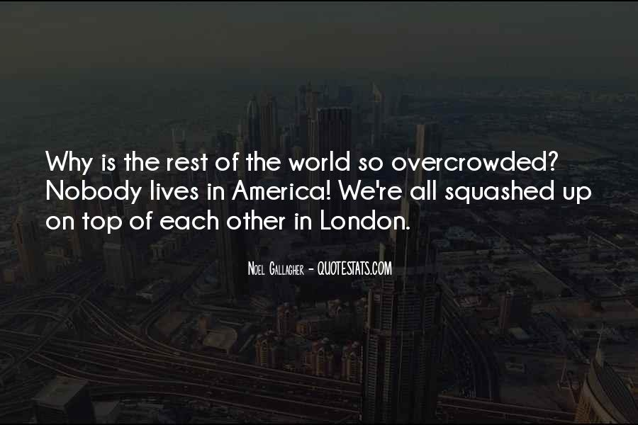 Overcrowded Quotes #574585