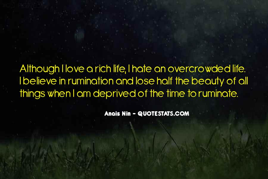 Overcrowded Quotes #970826