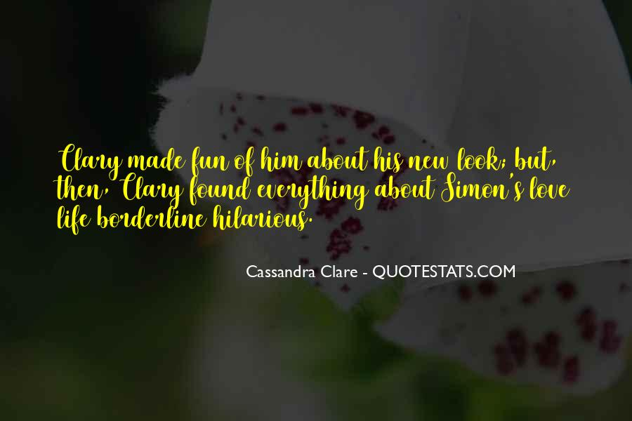 Quotes About New Look On Life #107443