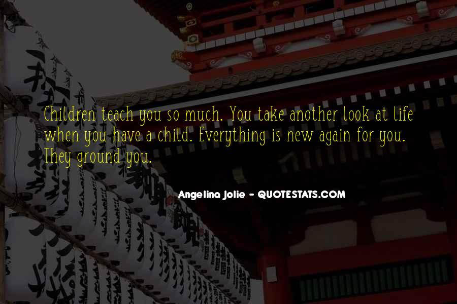 Quotes About New Look On Life #1271673