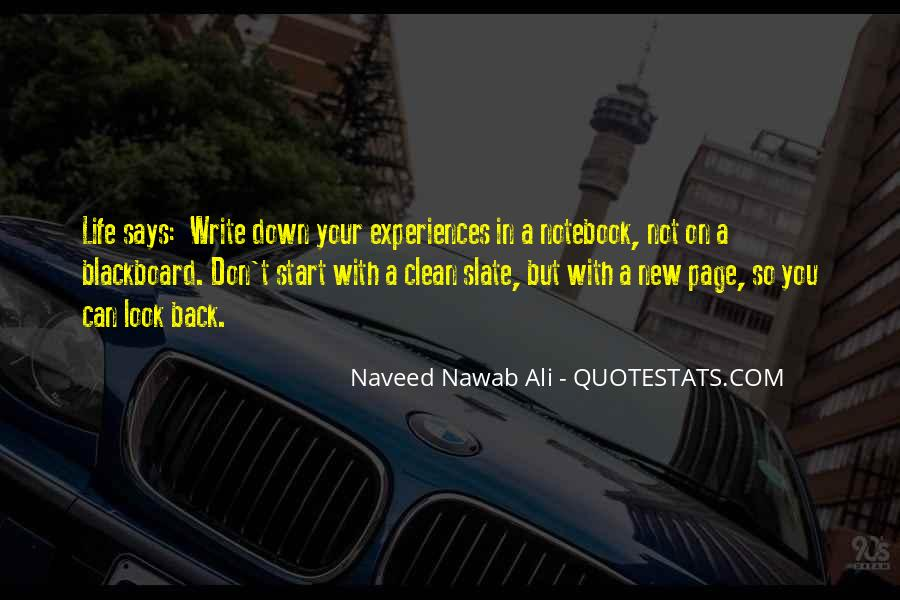 Quotes About New Look On Life #440409