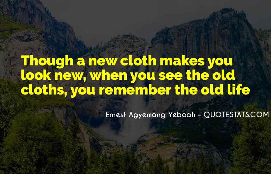 Quotes About New Look On Life #553381