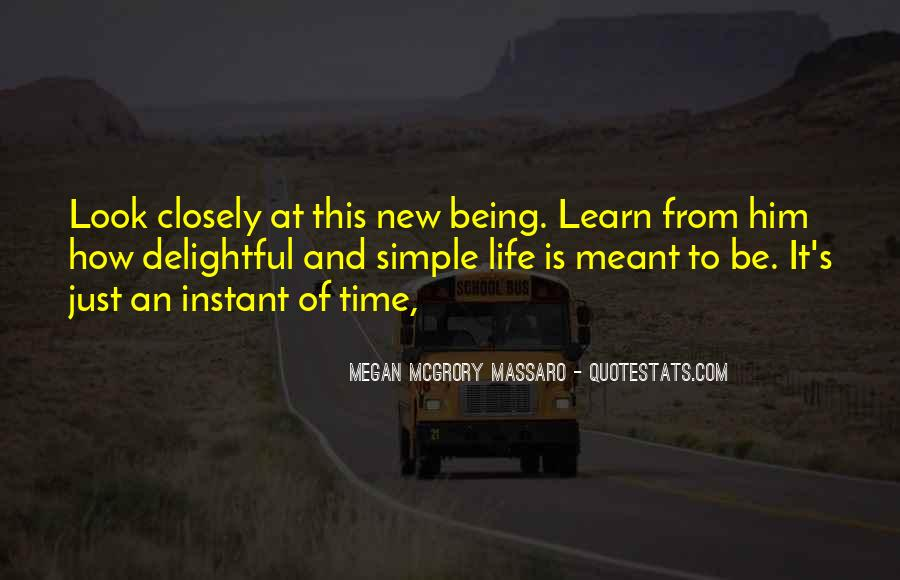 Quotes About New Look On Life #99351