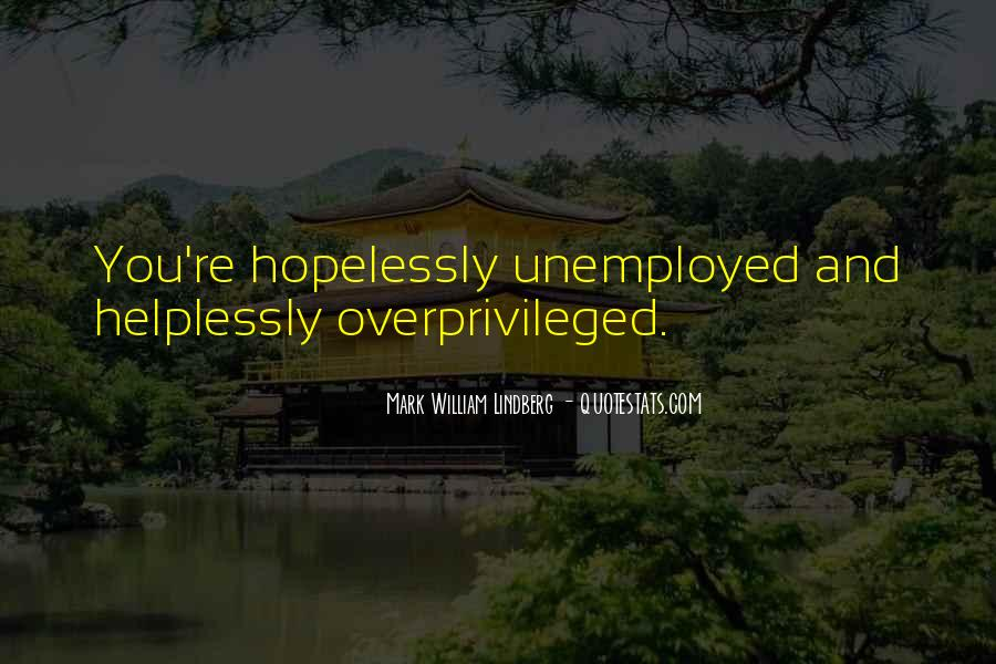 Overprivileged Quotes #505646