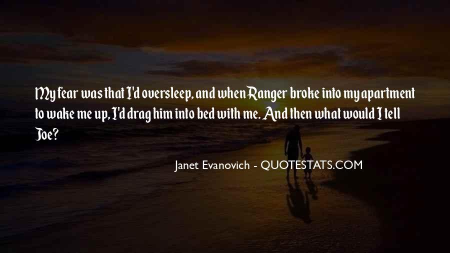 Oversleep Quotes #1375918