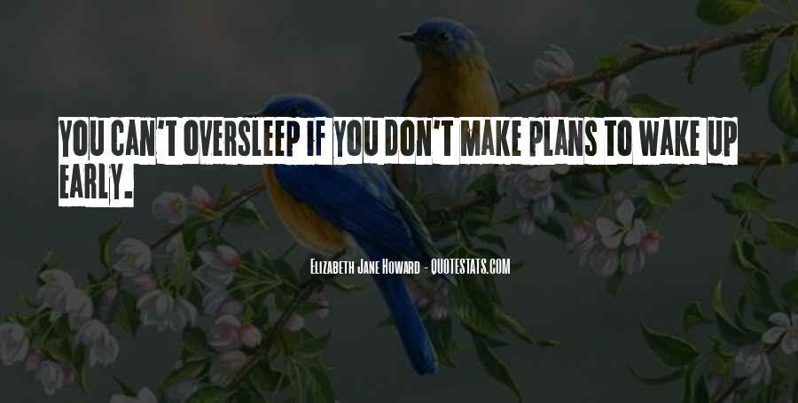 Oversleep Quotes #1394586