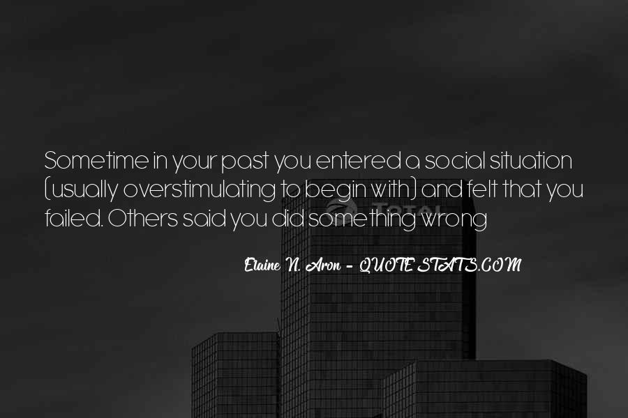 Overstimulating Quotes #47338