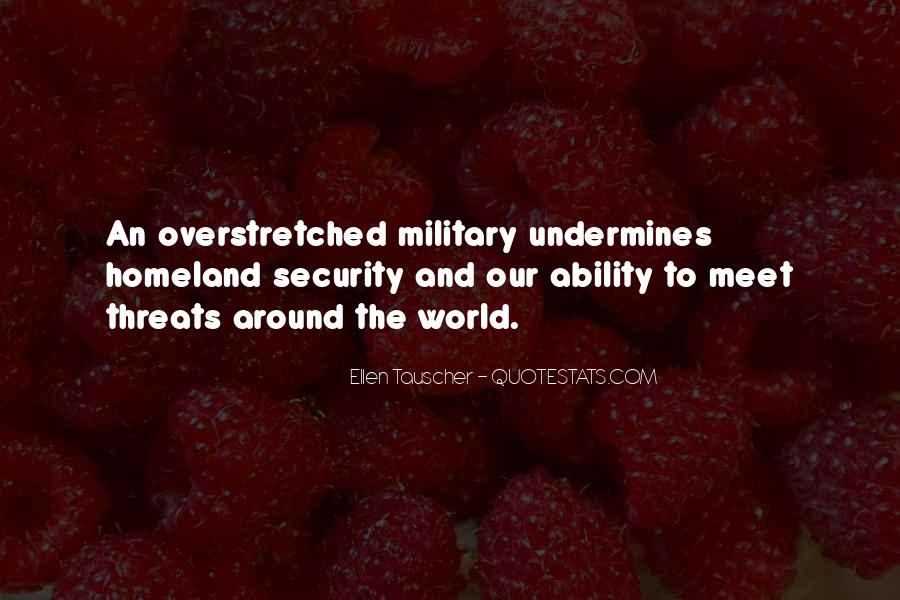Overstretched Quotes #1683293