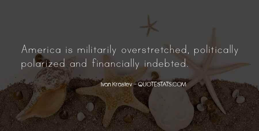 Overstretched Quotes #482527