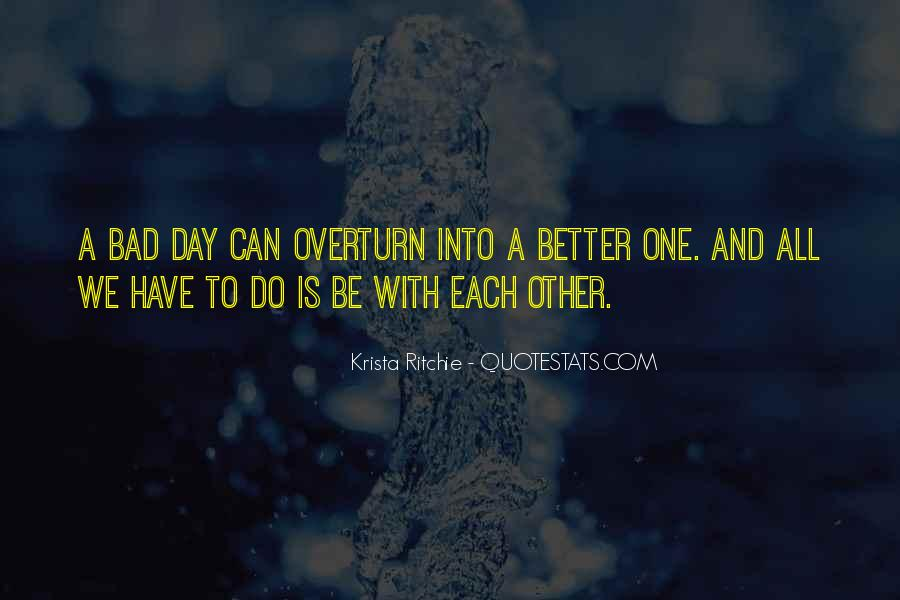 Overturn Quotes #172884