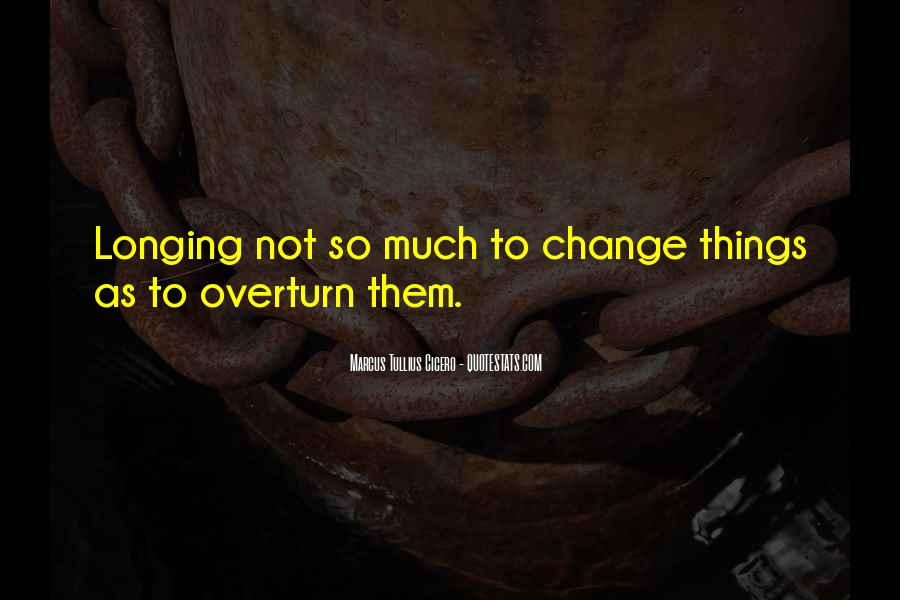 Overturn Quotes #1741950
