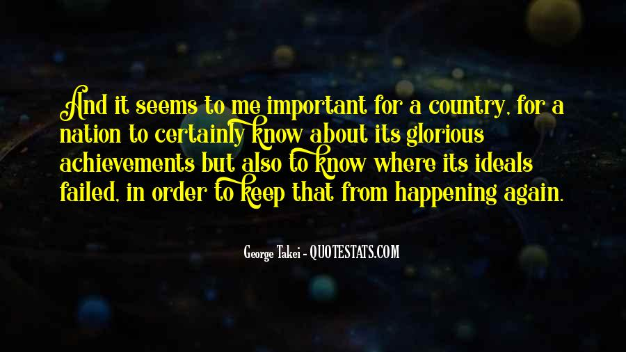 Quotes About Things Happening Again #909769