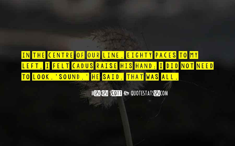 Paces Quotes #1001452