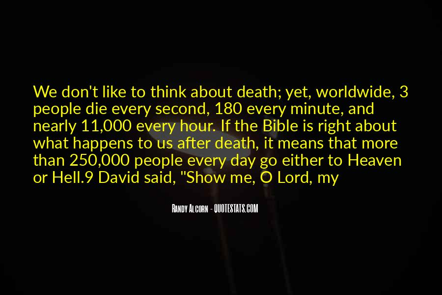 Quotes About Heaven And Hell In The Bible #1275654