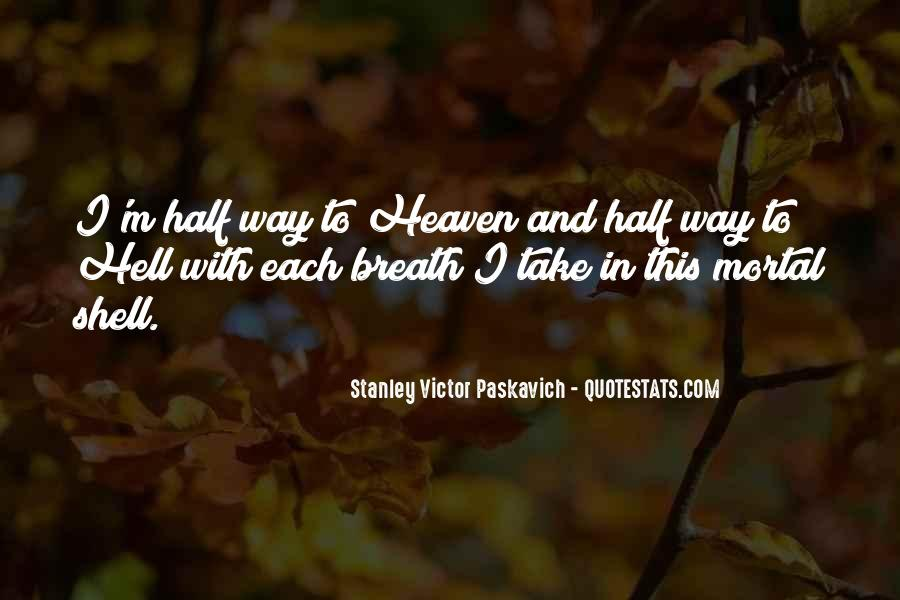 Quotes About Heaven And Hell In The Bible #1485533