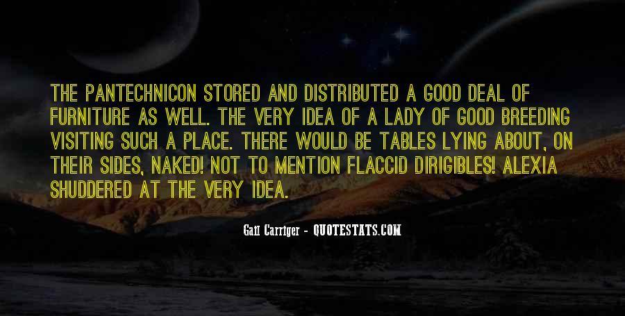 Pantechnicon Quotes #1644576