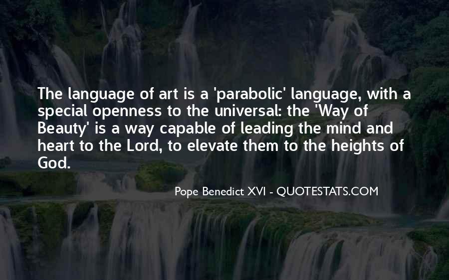 Parabolic Quotes #789285