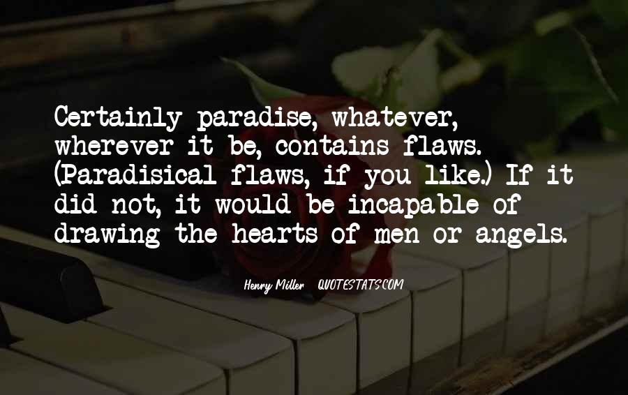 Paradisical Quotes #1826398