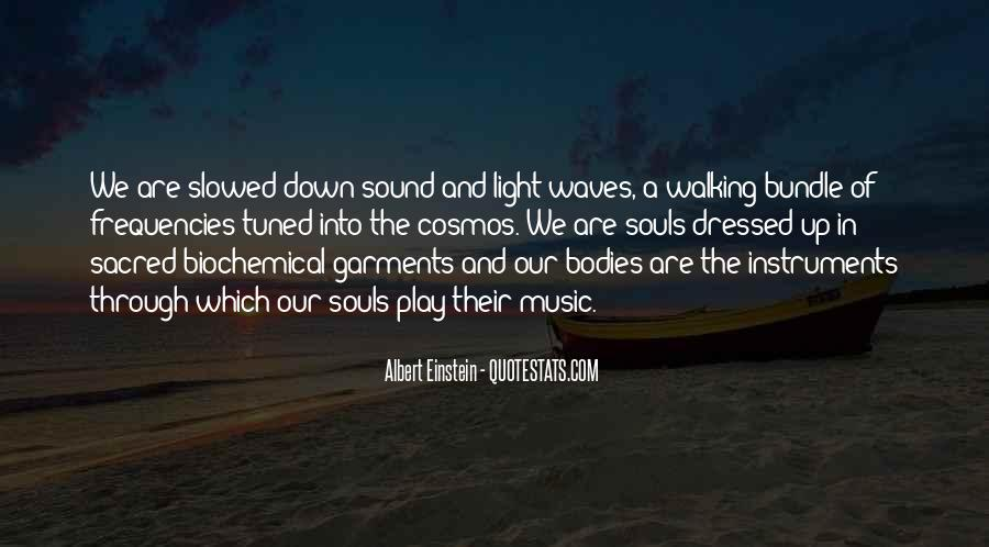 Quotes About The Sound Of Waves #107304