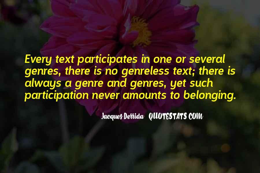 Participates Quotes #155074
