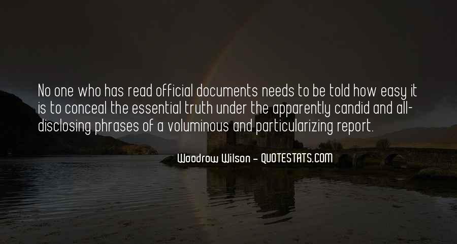 Particularizing Quotes #80354