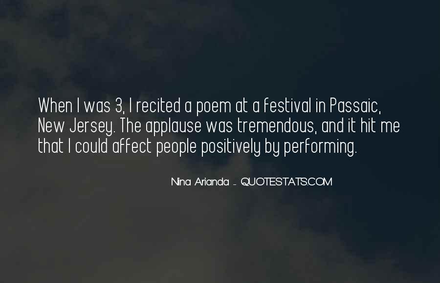 Passaic Quotes #155878