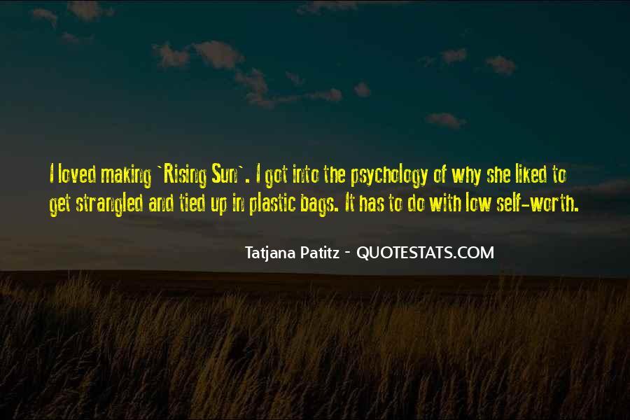 Patitz Quotes #1144965