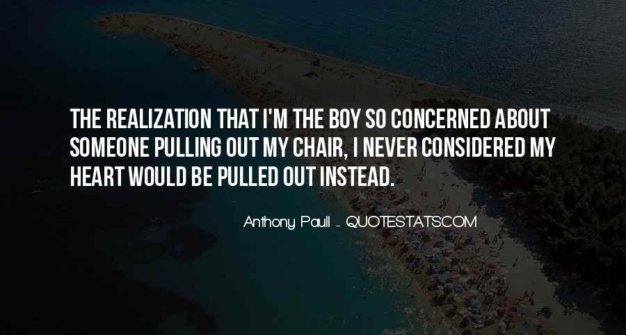 Paull Quotes #1729305